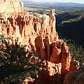 Bryce Canyon Landscape by Christiane Schulze Art And Photography