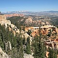 Bryce Canyon Overlook by Christiane Schulze Art And Photography
