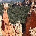 Bryce Canyon - Thors Hammer by Christiane Schulze Art And Photography