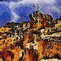 Bryce Canyon Thuderstorm by Dan Sproul