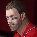 Bryce Harper by Jeremy Nash