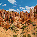 Bryce Hills 3 by Richard J Cassato