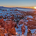 Bryce Sunrise by Steve Dunsford