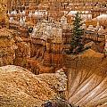 Bryce Zion Landscape by William Lax