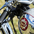 Bsa Rocket Gold Star Motorcycle by Tim Gainey