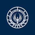 Bsg - Pegasus Badge by Brand A