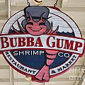 Bubba Gump Shrimp Co. by Bev Conover