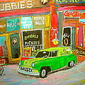 Bubbies Special Delivery by Michael Litvack