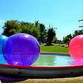 Bubble Ball 1  by Jeelan Clark