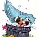 Bubble Bath by Isabella Kung
