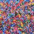 Bubble Gum Girl by David Mayeau