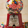 Bubble Gum Machine by Garry Gay