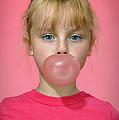 Bubble Gum Pink by Martin Konopacki
