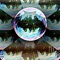 Bubble Illusion Catus 1 No 1 by Gert J Rheeders
