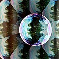 Bubble Illusion Catus 1 No 1 V by Gert J Rheeders