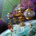 Bubble Telescope by Ciro Marchetti