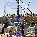 Bubbles Big Ben by David French