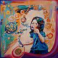 Bubbles Bubble by Naomi Gerrard