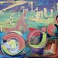 Bubbles by Donna Tuten