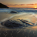 Bubbles On The Sand by Mike  Dawson