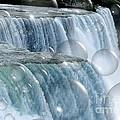 Bubbles Over Niagara Falls by Rose Santuci-Sofranko