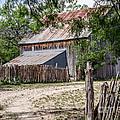 Buck Ranch Barn by Debra Martz