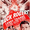 Buck Rogers, Bottom Larry Crabbe by Everett