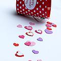 Bucket Of Hearts by Diana Haronis