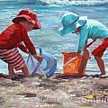 Buckets Of Fun by Laurie Snow Hein