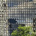 Buckhead Reflections by Barbara Youngleson