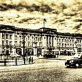 Buckingham Palace Vintage by David Pyatt
