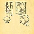Bucky Einstein Auto Exposure Camera Patent Art 1936 by Ian Monk