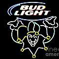 Bud Light And Mardi Gras by Kelly Awad