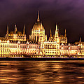 Buda Parliament  by Nathan Wright