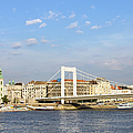 Budapest Skyline by Artur Bogacki