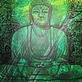 Budda's Garden by Tyler William Ross
