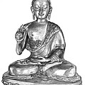 Buddha by Attila Dancsak