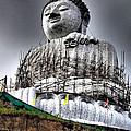Buddha Aura by Kaleidoscopik Photography