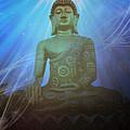 Buddha Cosmic Mind by Sacred  Muse