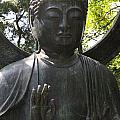 Buddha Detail by Christiane Schulze Art And Photography