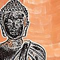 Buddha Face by Semmick Photo