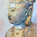 Buddha by Jieming Wang