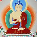 Buddha Maitreya by Sergey Noskov