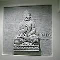 Buddha  by Milind Badve