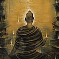 Buddha. Nirvana Ocean by Vrindavan Das