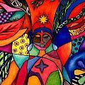 Buddha by Rebeca Rambal