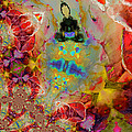 Buddha Rising by Miki De Goodaboom