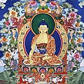 Buddha Shakyamuni And The Six Supports by Leslie Rinchen-Wongmo