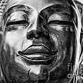 Buddha Smile by Dean Harte
