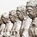 Buddha Statue  by Yew Kwang